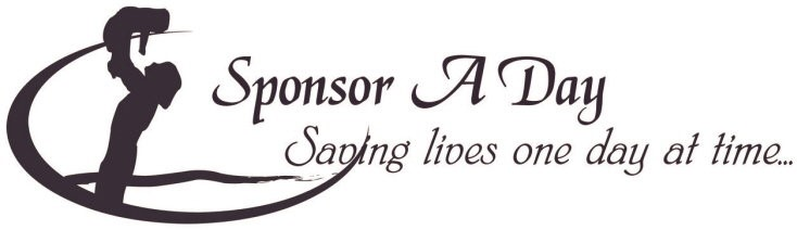 Sponsor a day logo